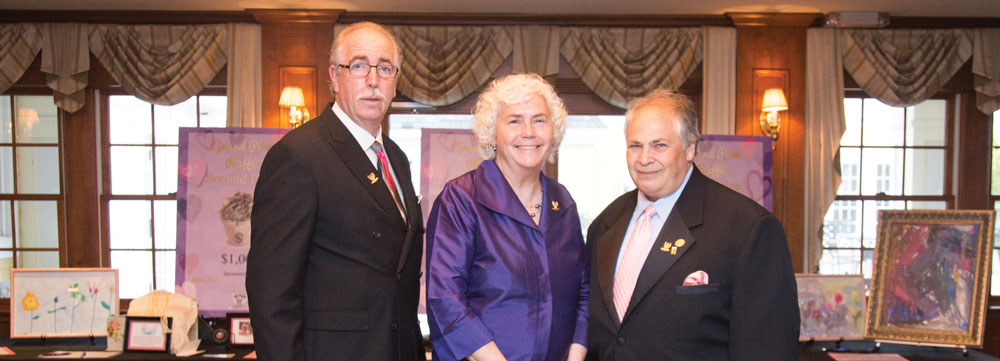 The 22nd Annual Theresa Awards Dinner Honorees