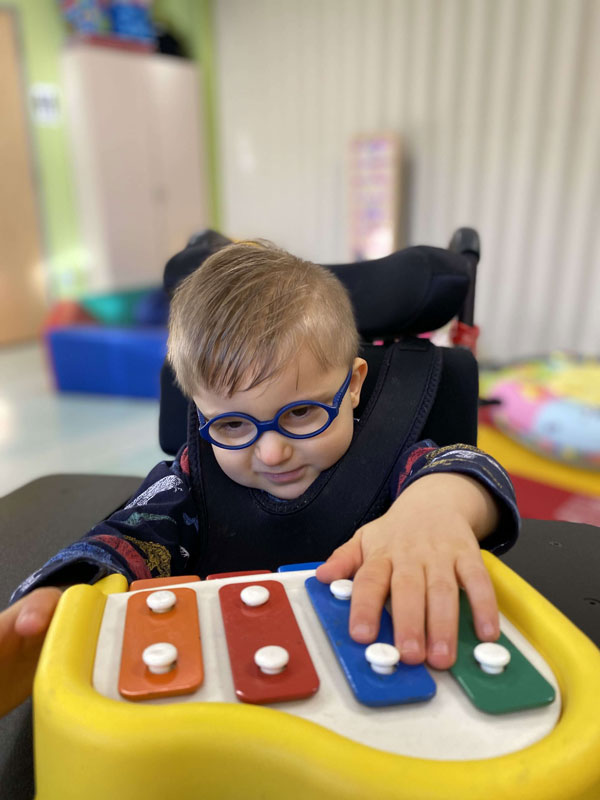 St. Mary's Music Therapy
